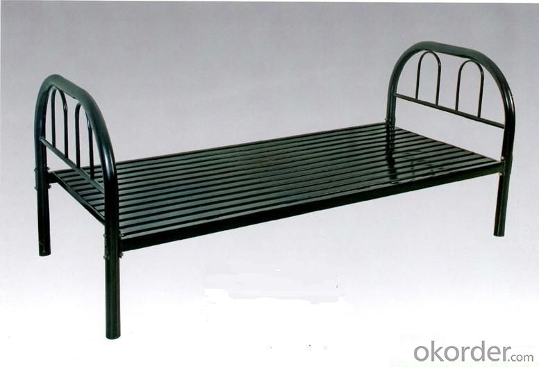 American Style Detachable Metal Bed,Convenient