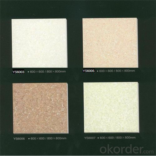 Porcelain Tile Polished Soluble Salt A6010