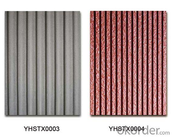 3D-Printing Construction Material Crazy Magic Stone Stripe No.0003-0004