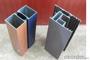 Good Quality Aluminium Profile for Windows and Door