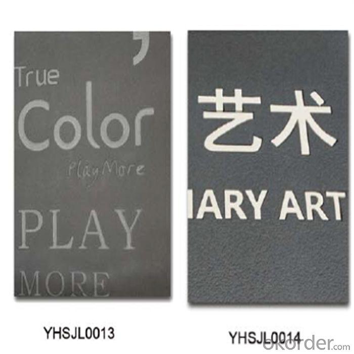 3D-Printing Construction Material Crazy Magic Stone Texture No.0013-0014