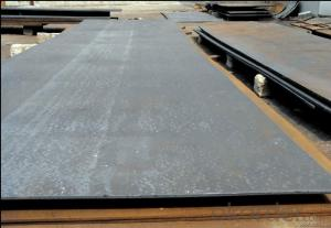Special Steel SS400B Q235 Mild Steel Plate