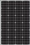 Serie de paneles solares monocristalinos CNBM de 60W, 65W y 125mm