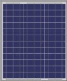 Panel solar policristalino de 40W de CNMB, China a buen precio