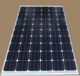 Panel solar con componentes de silicio monocristalino 80W