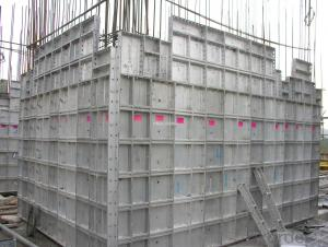 Whole Aluminum Formwrk System with Competitive  Price