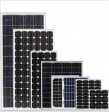 Panel solar mono125 80W 120W Nuevo producto de energía solar