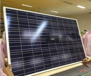 Single Crystal Slicon Components Solar panels