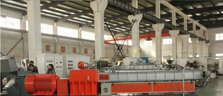 Plastic PVC Pipe Making Machine Extrusion Type