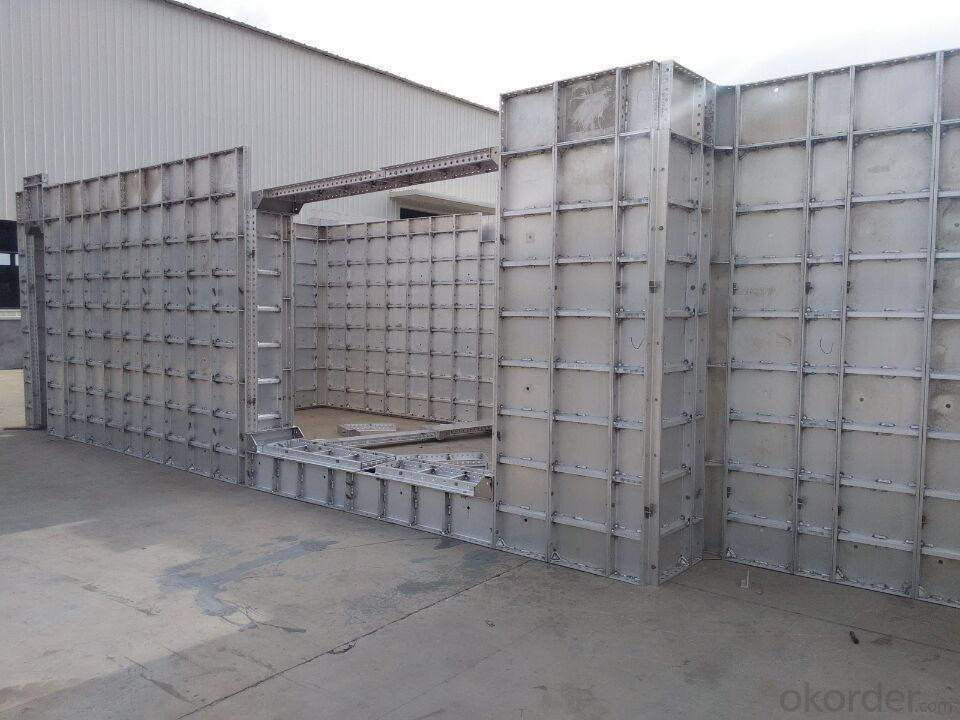 Aluminum Formwork for School and Living Room