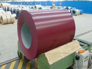 Widely Used Color Coated Steel Coil/Al-Zn Steel Coil/PPGI