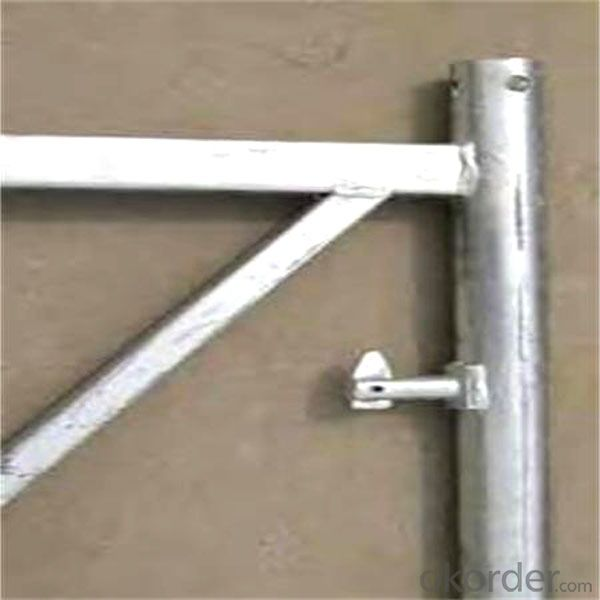 Layer Scaffolding Formwork Adjustable Scaffolding Leg with New Design