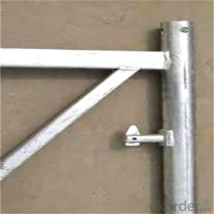 Scaffolding Spigot Formwork Scaffolding For Painters High Quality