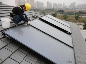 Flat Plate Solar Collectors Solar Energy