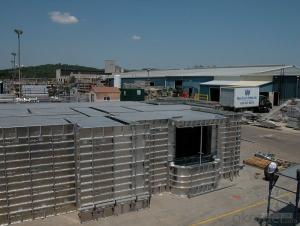 Whole Alumnimum Formwork System with High Quality and Performance