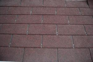 Laminated Steel Asphalt Shingles Roofing Tile