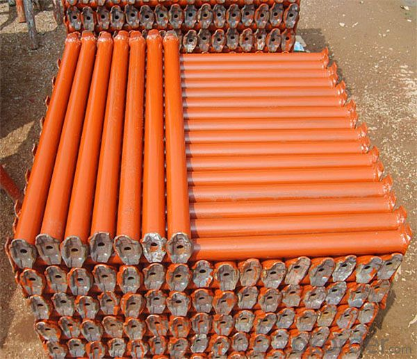 Wedge Lock Scaffolding Formwork Aluminum Stair Scaffolding Cnbm