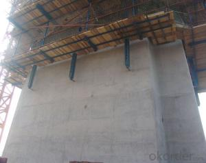 Auto-climbing Formwork with High Speed Construction