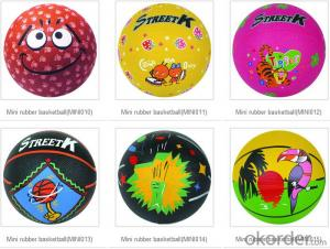 Top Seller PVC Cheap Wholesale Laminated Basketball