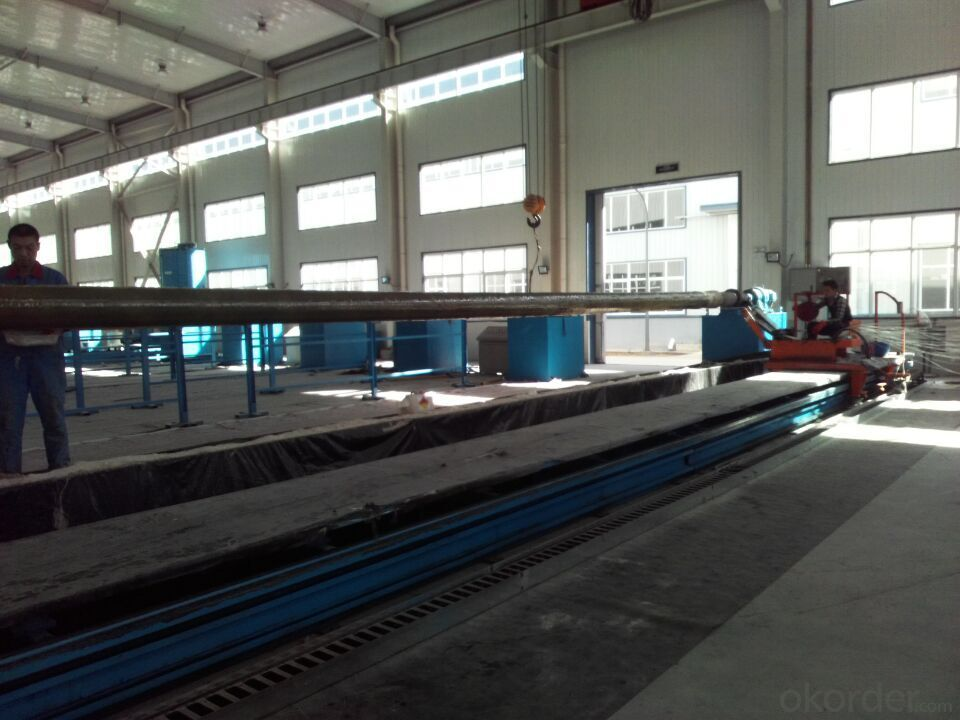GFRP Glass fiber reinforced plastic rod From CNBM !