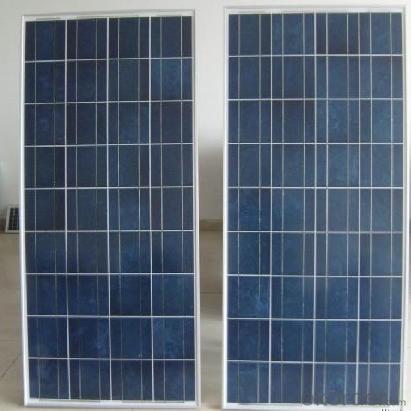 Polycrystalline Solar Panels 156 Series 110w