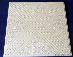 Embossed MDF Wallboard Panels Classic Type
