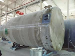 GFRP Oil Separator Tank  High Quality Corrugated GFRP From China!