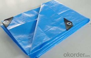 HDPE Tarpaulin with LDPE Coating both Sides