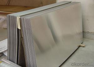 Aluminum Sheet 2024 for Aircraft rids Use