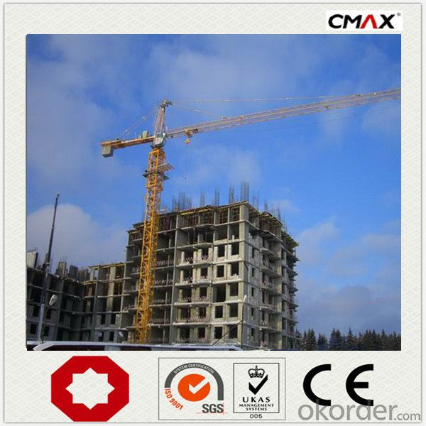 Tower Crane Main Section TC5613 in China
