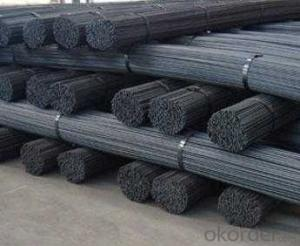 Hot rolled  deformed steel bar bar for construction