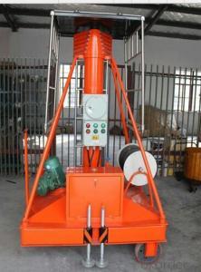 Hydraulic Mobile Scaffolding Platform And Scaffolding System Scissor Lift from CHIAN CNBM !!!