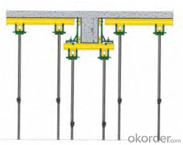 All-Round Scaffolding System Formwork Scaffolding In Dubai Low Price