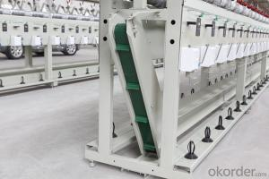 Soft/Tight Yarn Bobbin Winding Machine for Textile