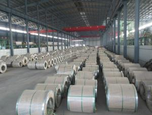 Color Roofing Sheets/Al-Zn Galvanized Steel Coil/PPGI in China