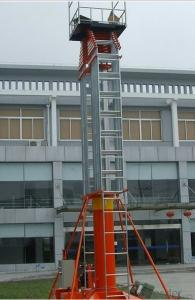 Hydraulic Platform of Scaffolding/9m Easy to Operate Used Lift Equipment from CNBM!