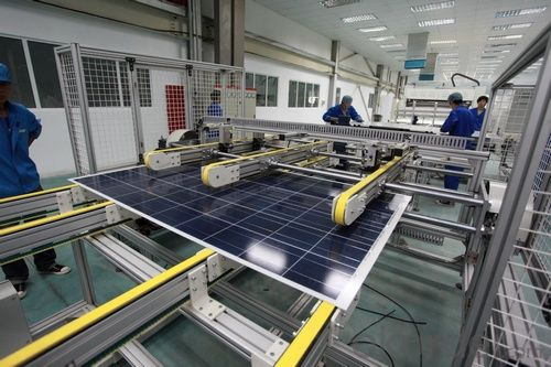 70W Solar Modules With Low Porce AndHigh Quality Made In China