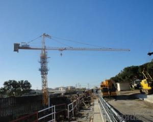 Tower Crane for Building Construction