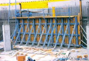Frame Scaffolding Formwork Thickness of Scaffolding Pipe Made in China