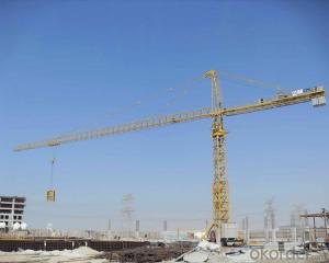 Tower crane 10T TC6018 for Vietnam