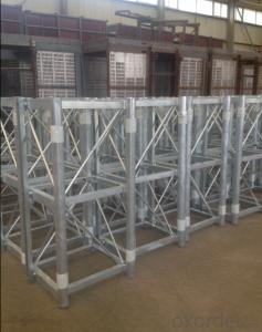 Conversion Construction Hoist / Construction Tower Hoist / Building Hoist