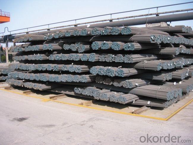 Deformed steel bar deformed steel bar for construction