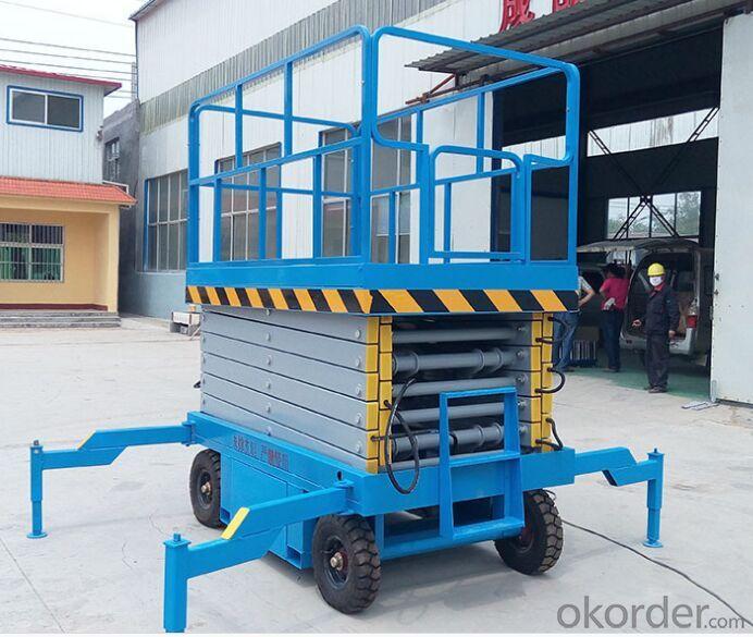 Hydraulic Mobile Scaffolding Platform from CNBM!