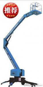 Hydraulic Mobile Scaffolding Platform from CNBM !!!