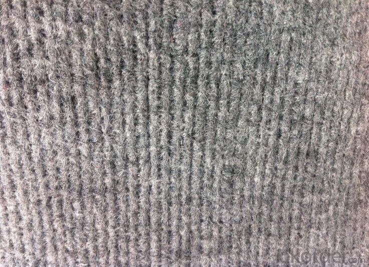 Non woven Ribbed Surface Exhibition Carpet