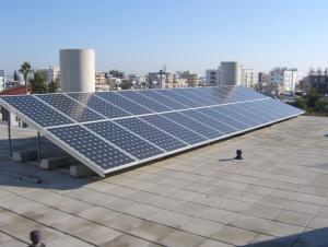 CNBM SOLAR MONO-CRYSTALLINE SOLAR PV PANEL 185W