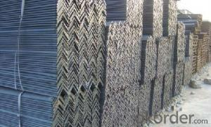 Hot Rolled Equal Angle steel with grade competitive price