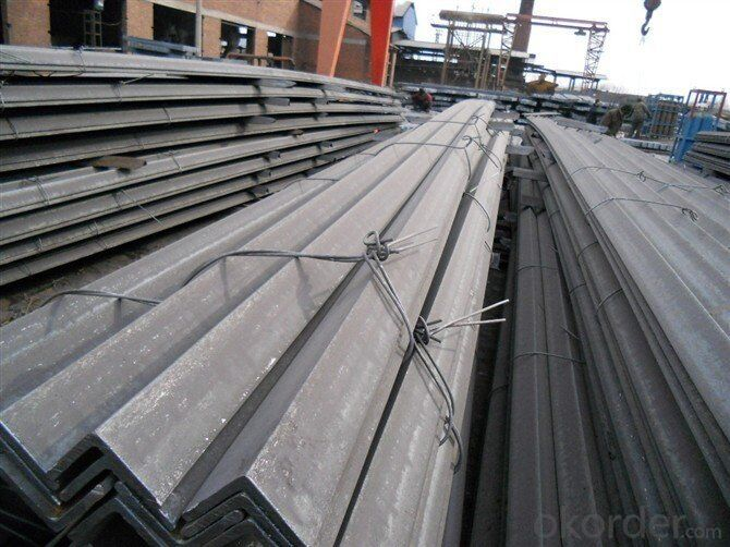 2015 Hot Rolled Angle Steel in GB Standard