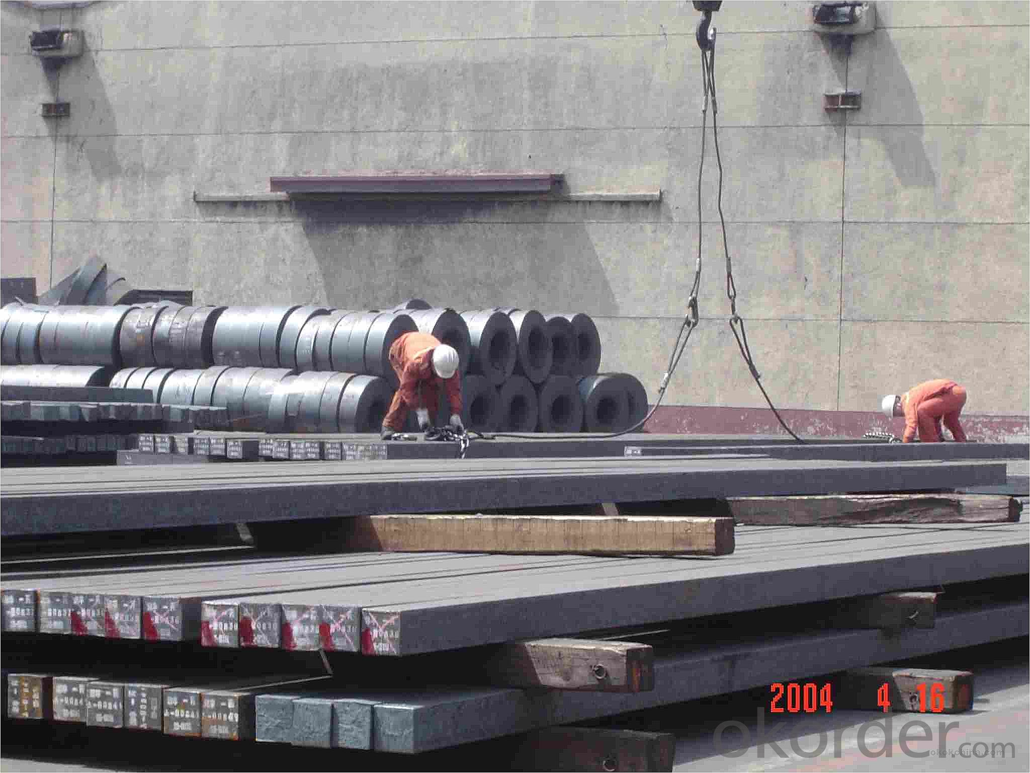 Q235/3SP 185MM Blast Furnace Hot Rolled Steel Billet