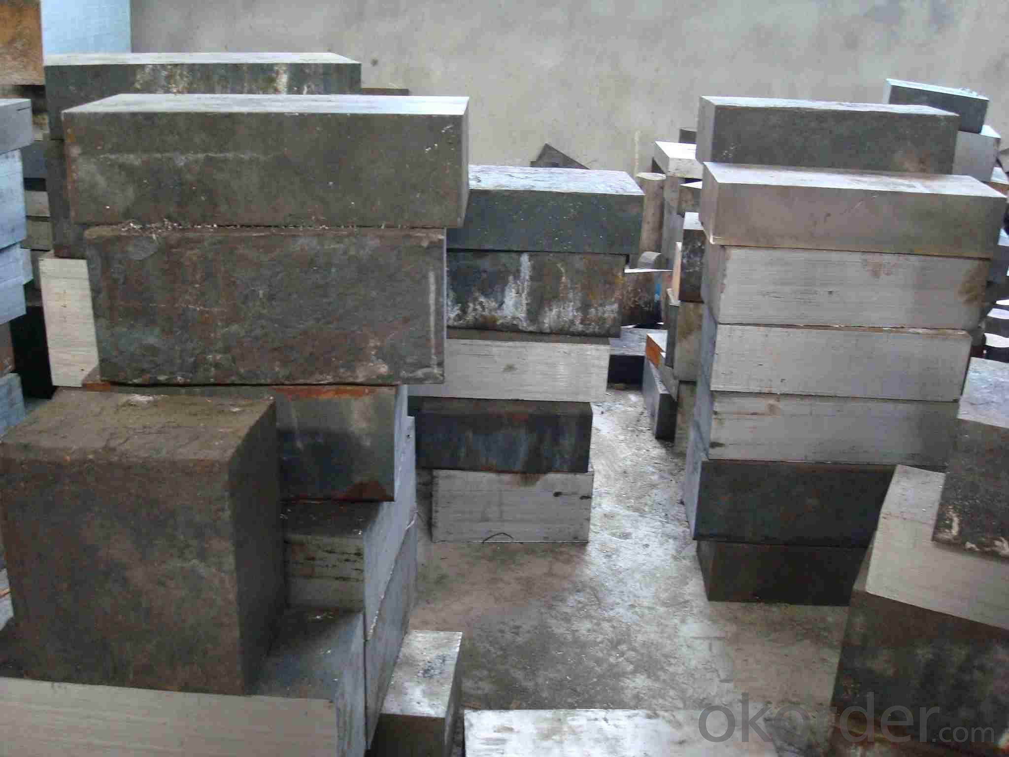 Q235/3SP 100MM Blast Furnace Hot Rolled Steel Billet
